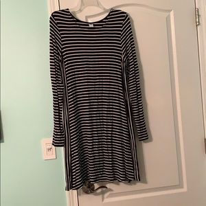 Old Navy Striped Dress